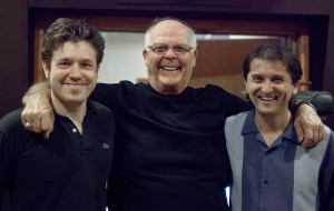 Graham Dechter, Bill, and Tamir Hendelman