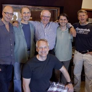 Bob Sheppard, Joe LaBarbera, Bill, Tamir Handelman, Martin Wind, Talley Sherwood